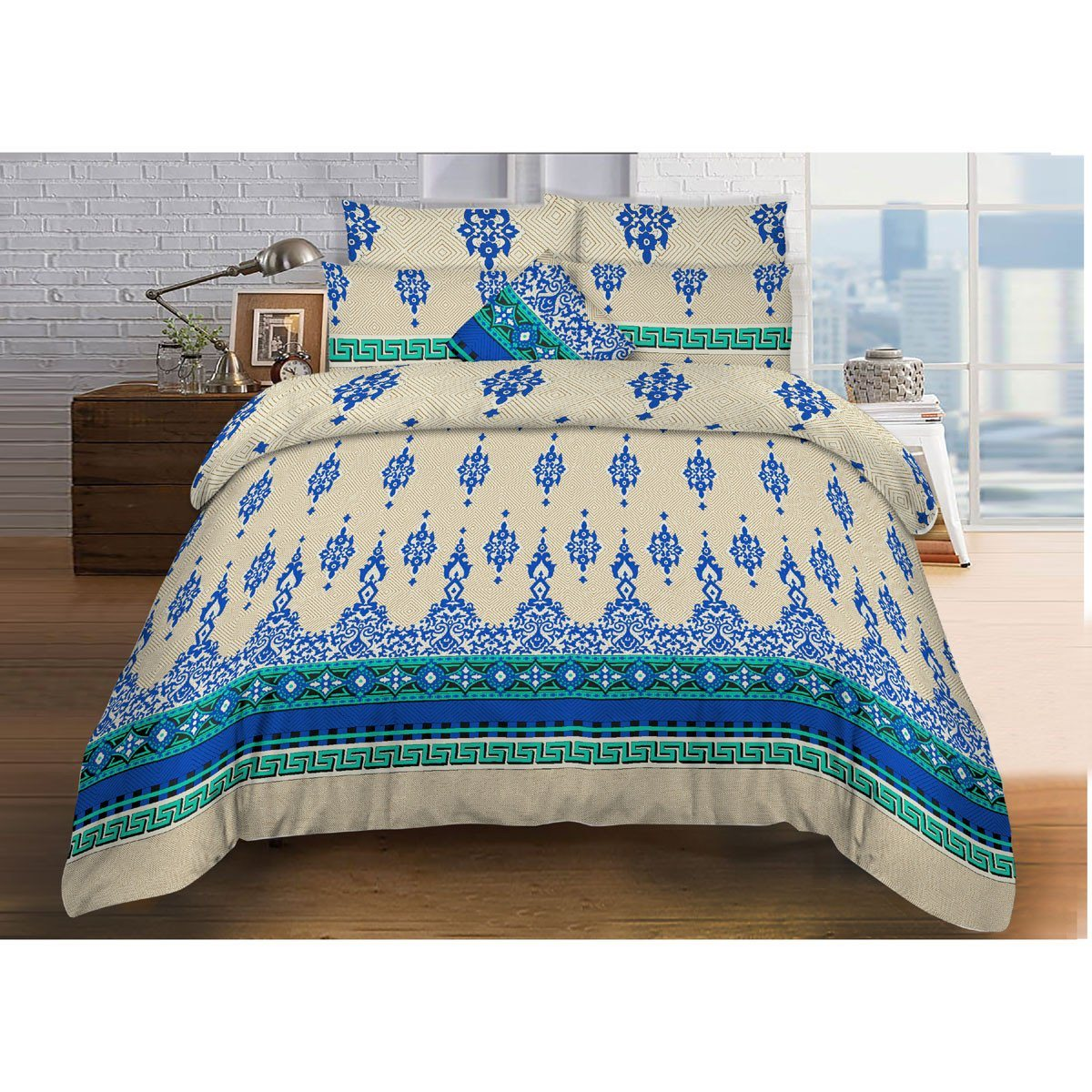 Bed sheet set with quilt - Bed Sheet Set With Quilt 22