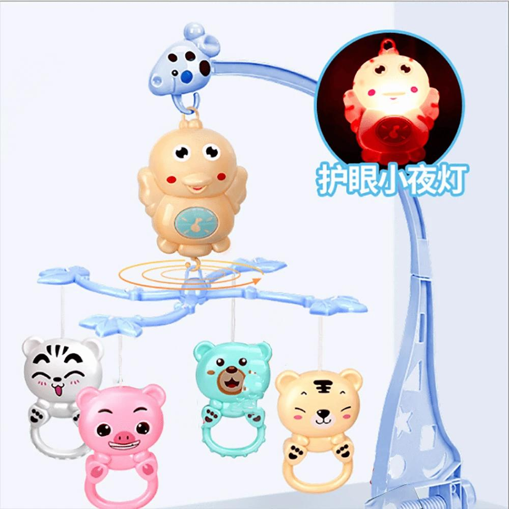 Bed Bell Baby Music Rotating Bedside Rattles Toy Sunshine China Sky