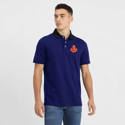 Polo Republica Athletic Toleca Polo Shirt Men's Polo Shirt Polo Republica Navy Black S