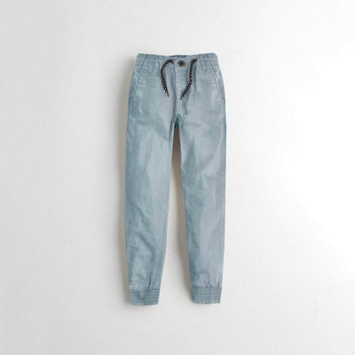Tumble N Dry Boy's Jogger Pants Boy's Denim First Choice Light Sky 1.5-2 Years