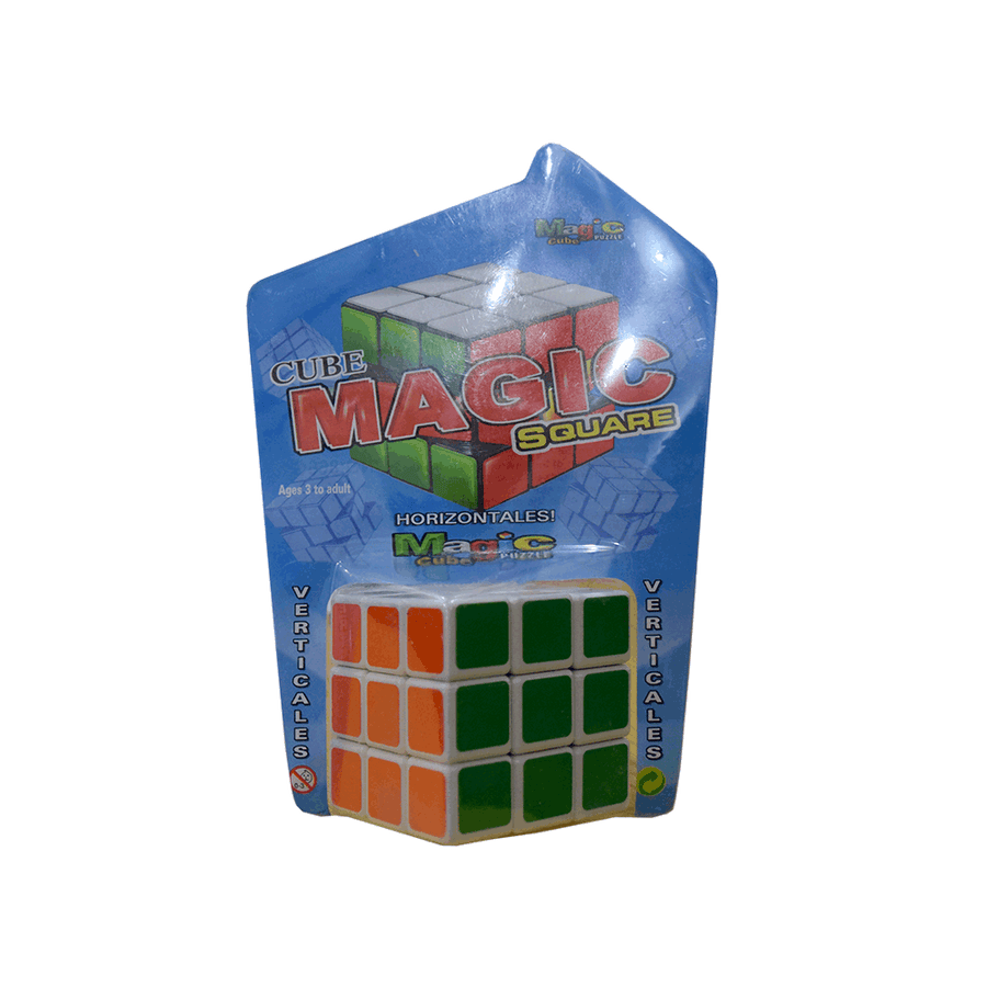 Qube Magic Square - ExportLeftovers.com