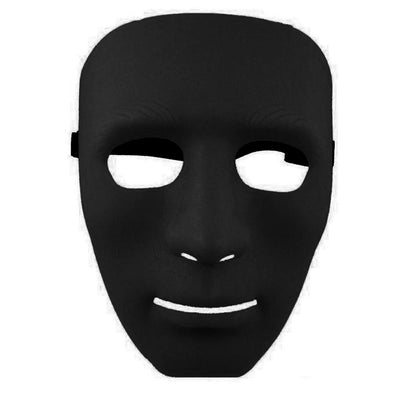 Michley Kids Full Face Party Mask Face Mask CPUQ Black