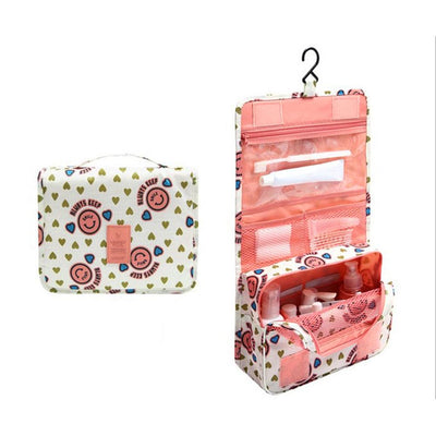 Toiletry Multi function Portable Hanging Organizer Bag Health & Beauty Sunshine China D6