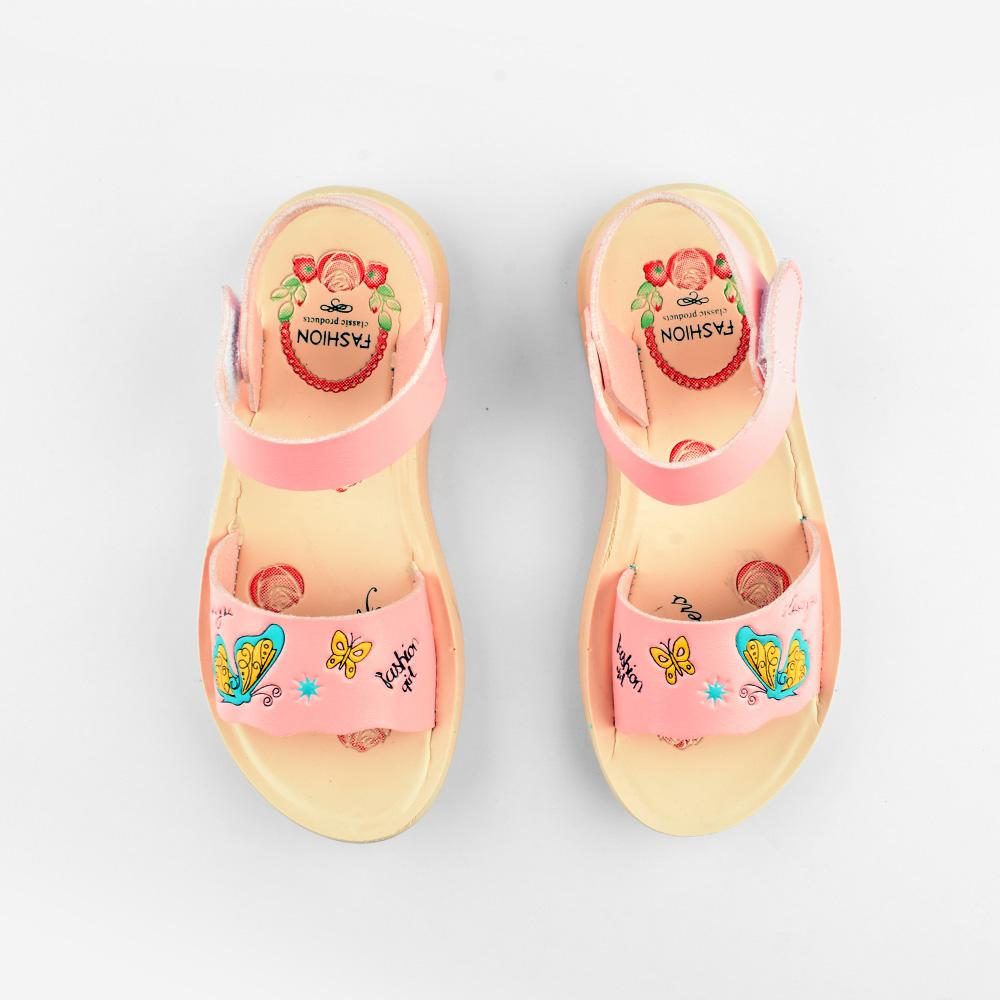 Shishang Trendy Girls Sandal Girl's Shoes Sunshine China Pink EUR 25