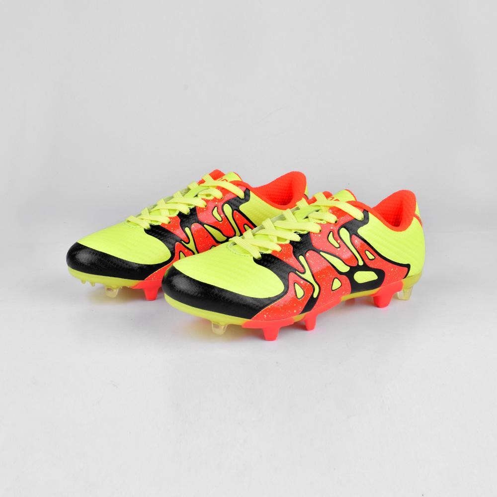 Baobu Zwonitz Boy's Football Boots Boy's Shoes MB Traders Florescent Yellow EUR 31