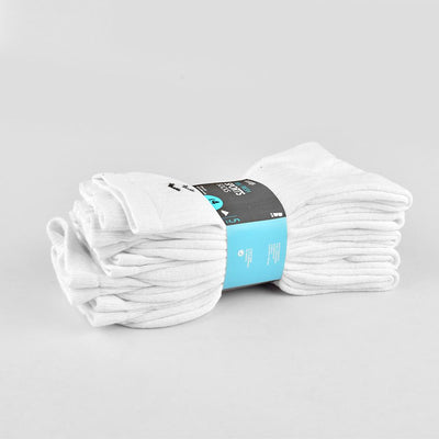 GRGE Berkane Pack of 5 Sports Socks Socks Fiza White EUR 42-45