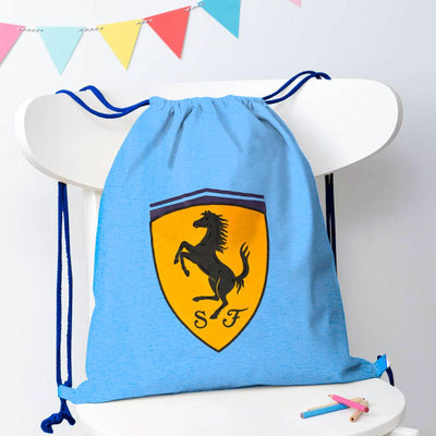 Polo Republica Amasya Drawstring Bag Drawstring Bag Polo Republica Sky