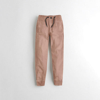 Tumble N Dry Boy's Jogger Pants Boy's Denim First Choice Peach 1.5-2 Years