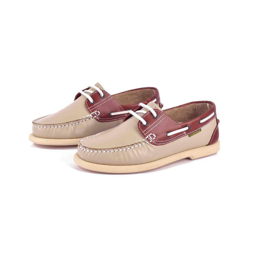 Dakotas Men's Genuine Leather Classy Boat Shoes Men's Shoes MB Traders