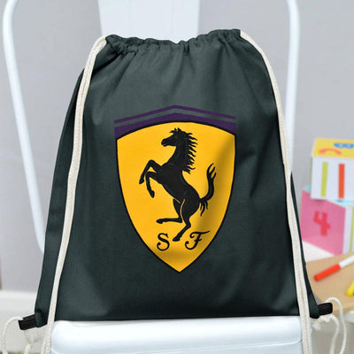 Polo Republica Amasya Drawstring Bag Drawstring Bag Polo Republica Dark Zink