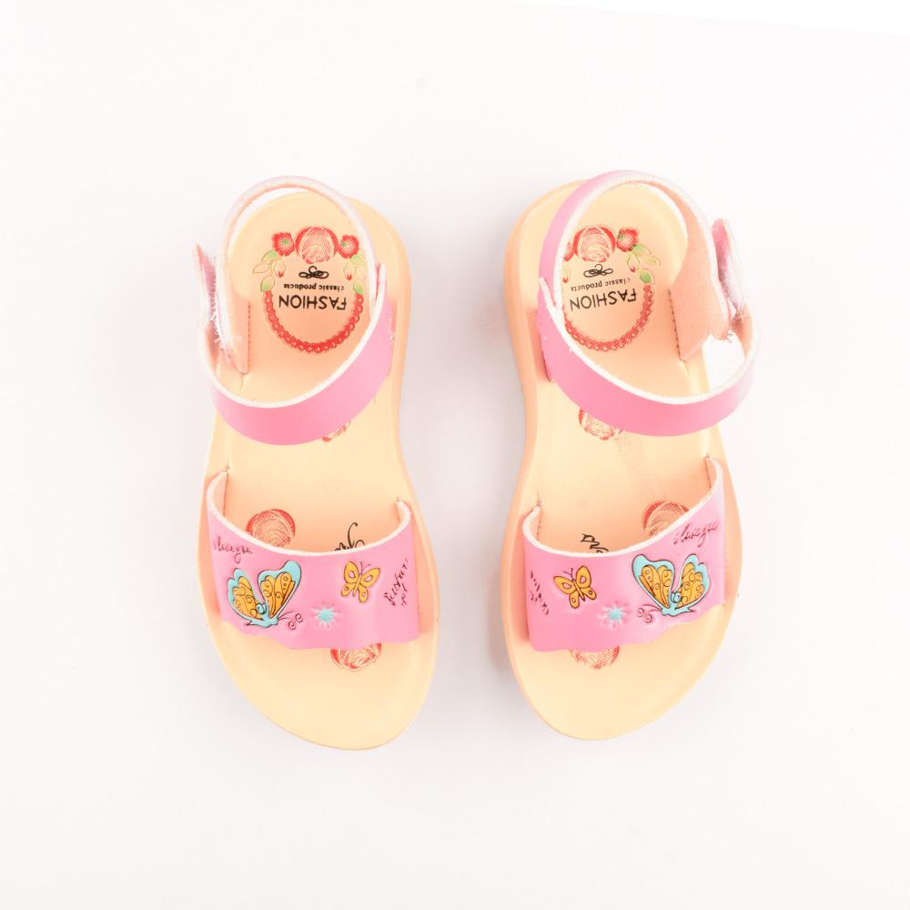 Shishang Trendy Girls Sandal Girl's Shoes Sunshine China Light Pink EUR 25