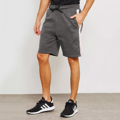 LFT Kimberley Men's Terry Short Men's Shorts First Choice Charcoal Heather Grey S