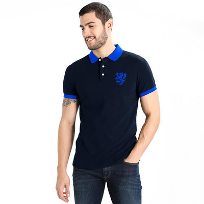 Polo Republica Reutov Polo Shirt Men's Polo Shirt Polo Republica Dark Navy Royal S