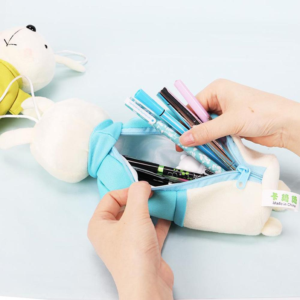 Cute Rabbit Stationery Pouch
