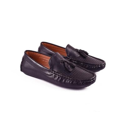 CBH Sanders Feel Good Loafers Boy's Shoes CBH Navy EUR 32