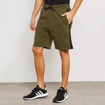LFT Kimberley Men's Terry Short Men's Shorts First Choice Light Olive Black S