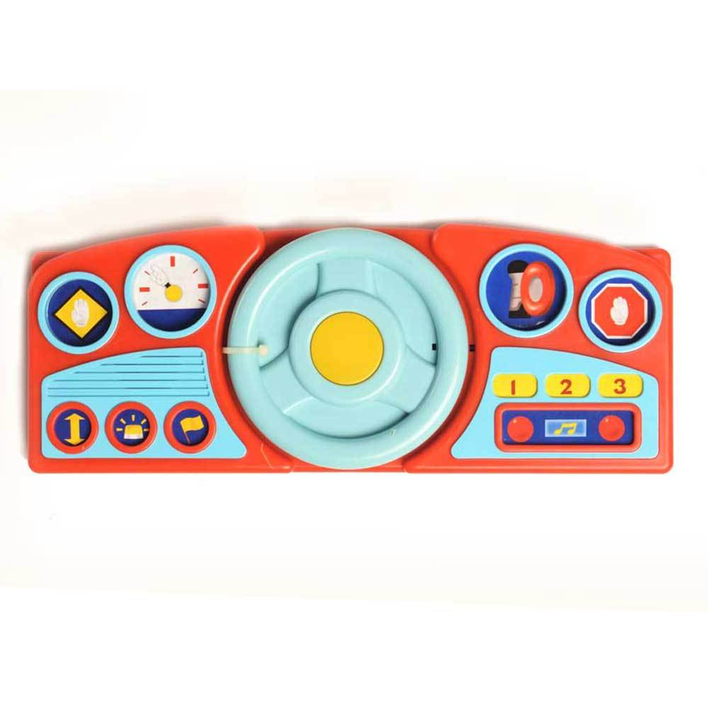 Kid's Car Driving Play board Music Toy Toy ANF