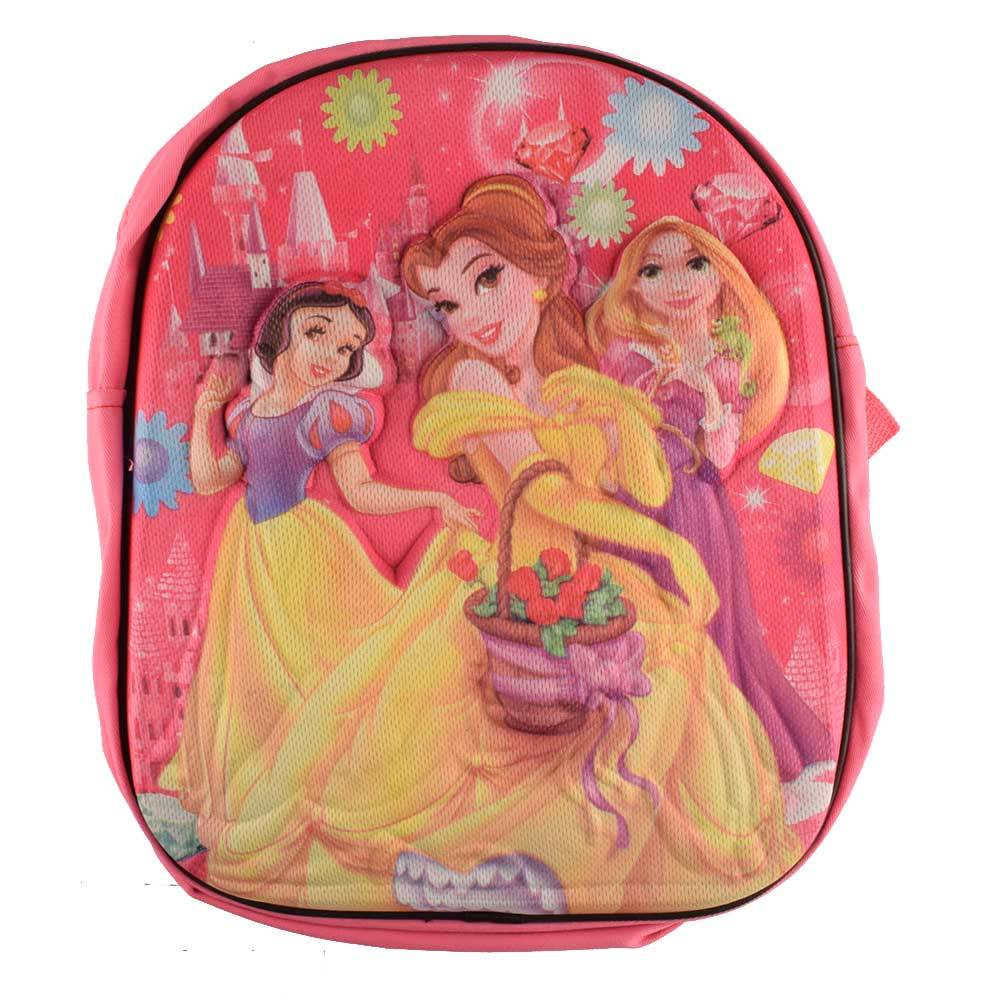 ANF Kid's Comic Sturdy School Backpack School Bag ANF Barbie Sister