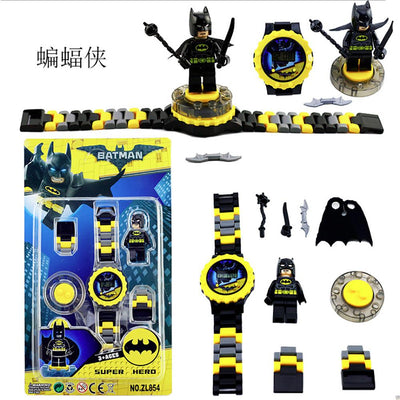Anime Fiugres Blocks Digital Watch Stationary & General Accessories Sunshine China Batman