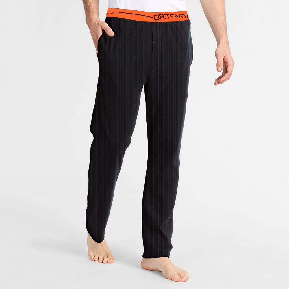 Polo Republica Men's Nevada Thermal Lounge Pants Men's Sleep Wear Polo Republica Ortovox Black M