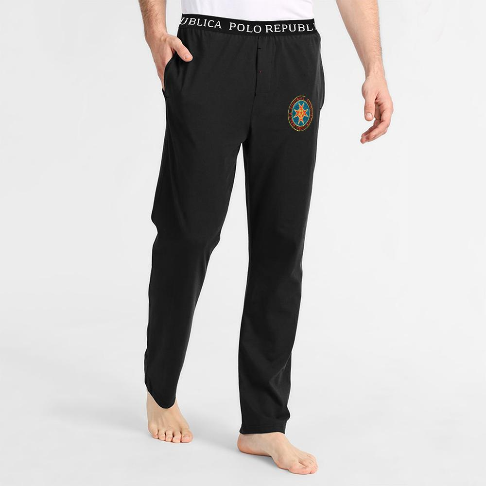 Polo Republica Foot Association Embro Lounge Pants Men's Sleep Wear Polo Republica