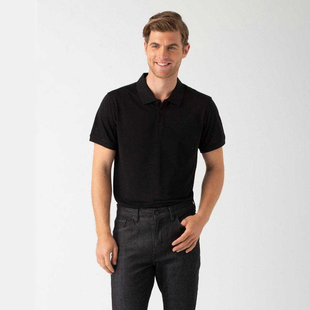 Men's Basic Short Sleeve Polo Shirt Men's Polo Shirt SRK