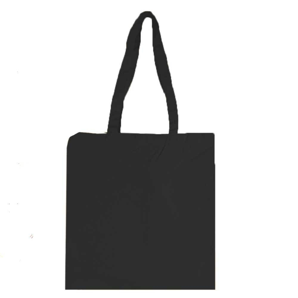 MB Multi Function Canvas Tote Bag Hand Bag MB Traders Black