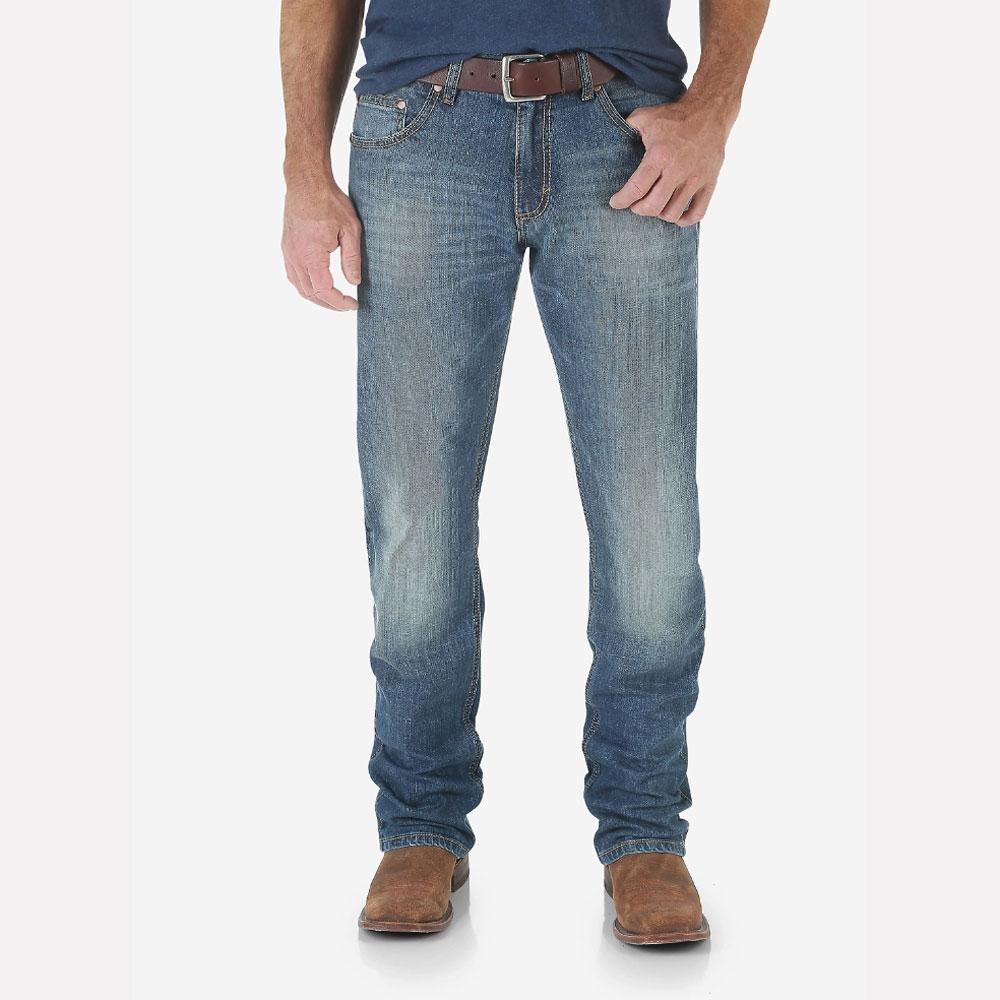 D&Co Men's Ombre Slim Fit Denim Men's Denim SRK Blue 30 30