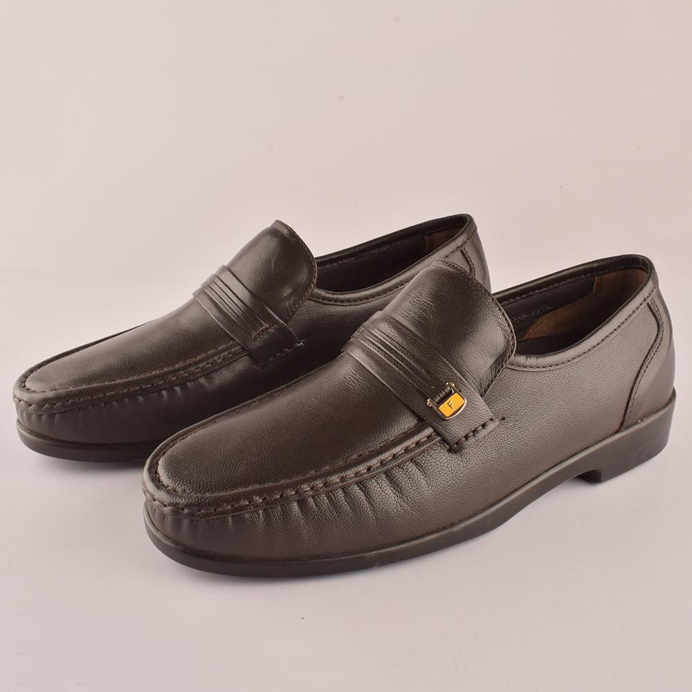 Desiderio S-Z Formal Strap Shoes