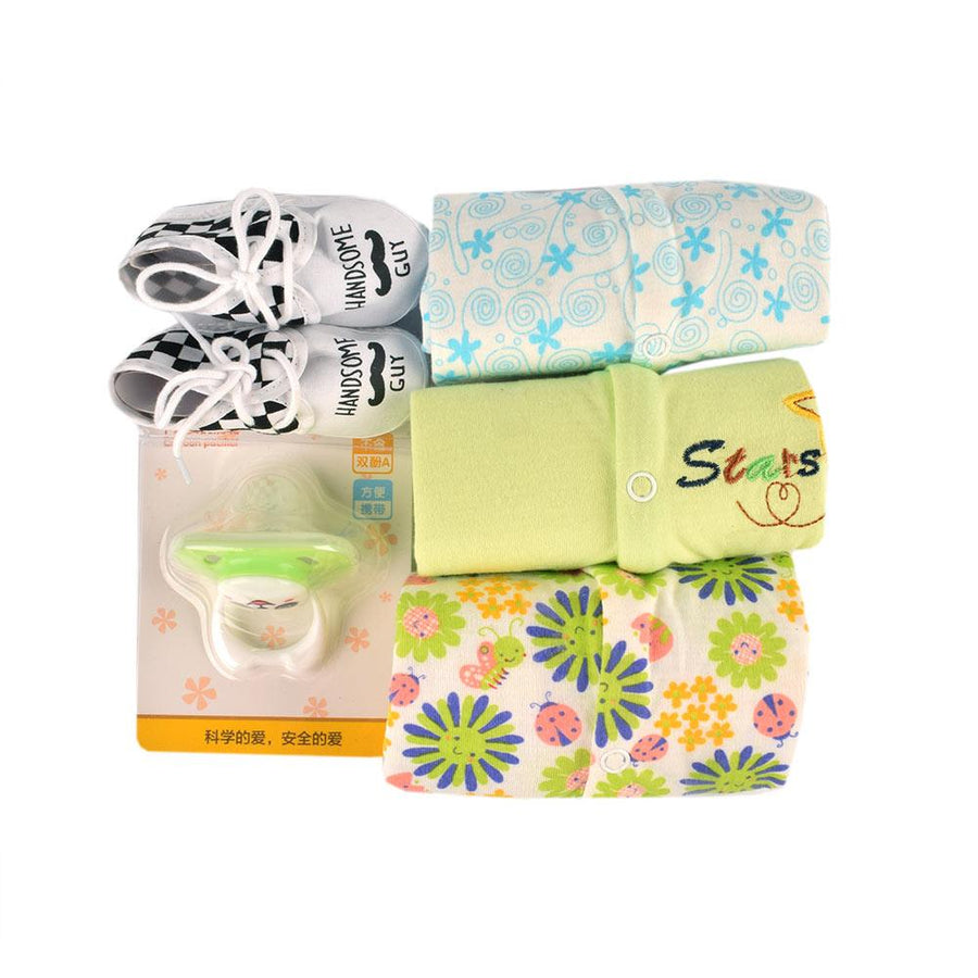 Carter's 5 Pcs Gift Box For New Born Baby