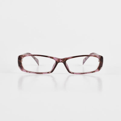 Lanboshi Narrow Frame Spring Eye Glasses Eyewear HDY