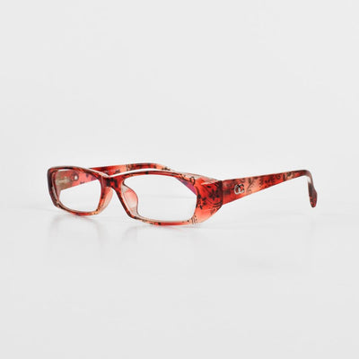 Lanboshi Narrow Frame Spring Eye Glasses Eyewear HDY D4