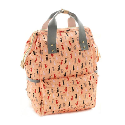 Maternity Large Capacity Printed Diaper Backpack Women's Accessories Sunshine China D4