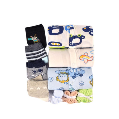 Carter's 10 Pcs Gift Box For New Born Baby
