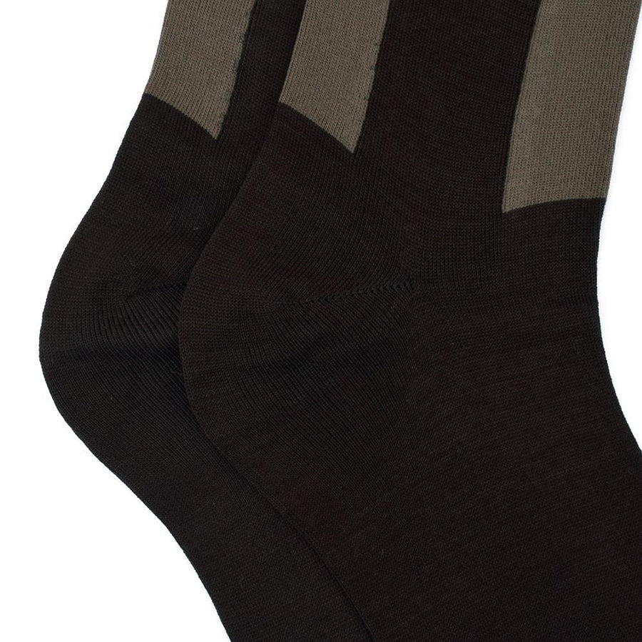 Mouzay Kenley One Pair Mercerized Socks