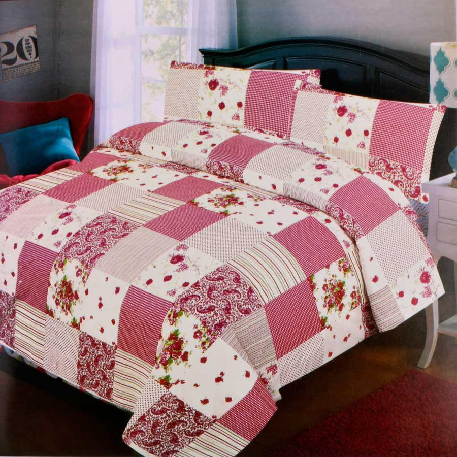 Cotton Concept Doffel Double Bed Sheet Set