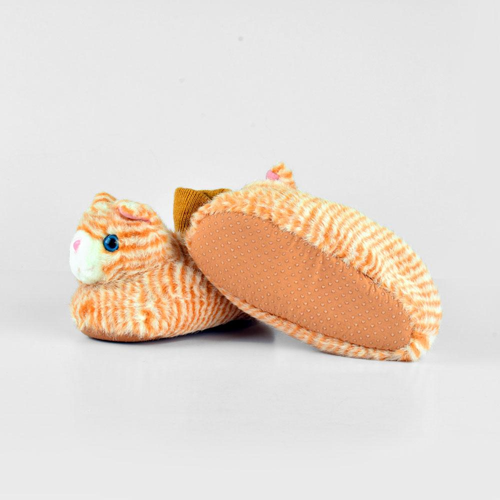 ANF Cat Shape Kids Plush Slip On Shoes Boy's Shoes ANF