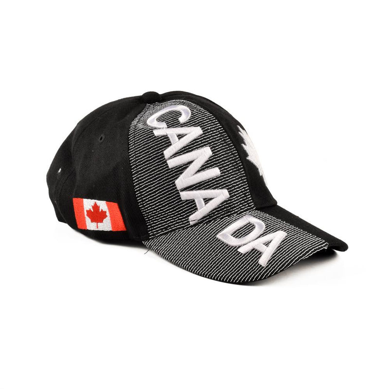 Canadian Flag Embro P Cap Headwear MB Traders