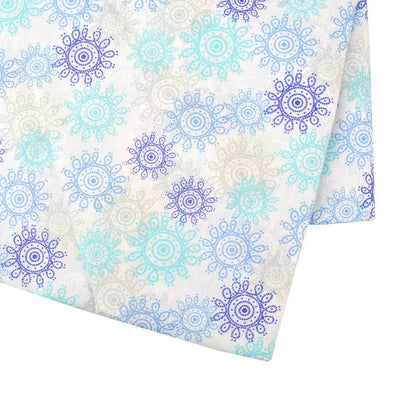 ARC Waivey Floral Double Bed Sheet Set