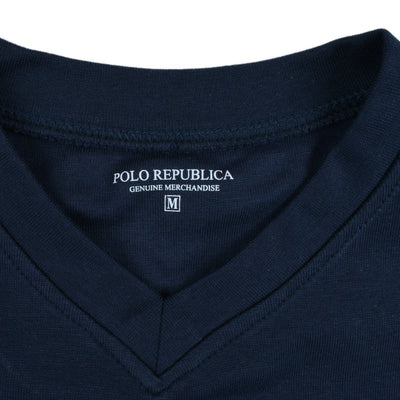Polo Republica Nobitu V-Neck Sweat Shirt. Men's Sweat Shirt Polo Republica