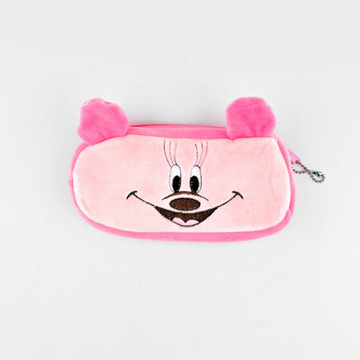 Cartoon Character Plush Zipper Coin Bag Stationary & General Accessories Sunshine China D10