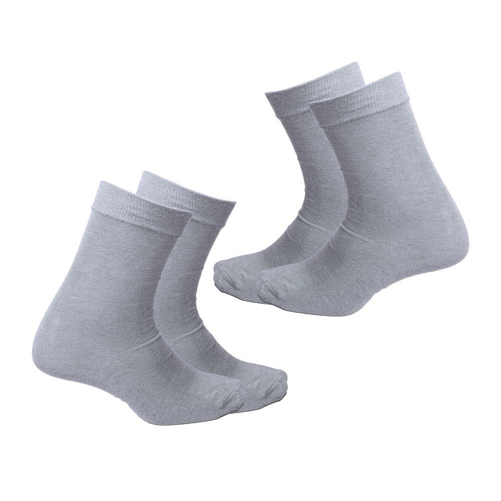 RKI Boy's Donovan Socks Pack of 2 Socks RKI Powder Blue EUR 33-36