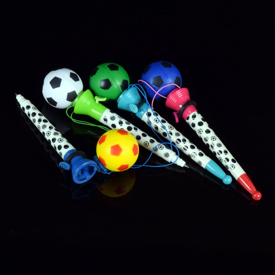 Soccer Pop Top Pen