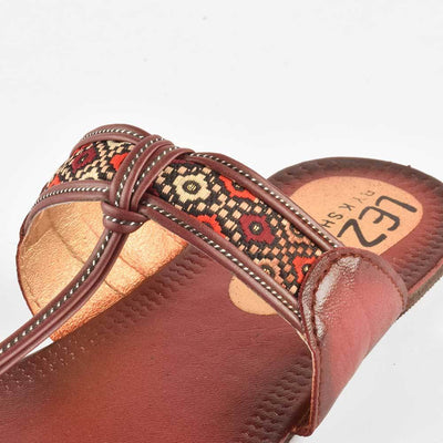 Hpral Elegant Design Handcrafted Women's Kolhapuri Women's Shoes Hpral