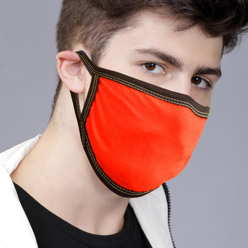 Unisex Dust Repellent Anti-Viral Protective Fabric Mask Face Mask ASE
