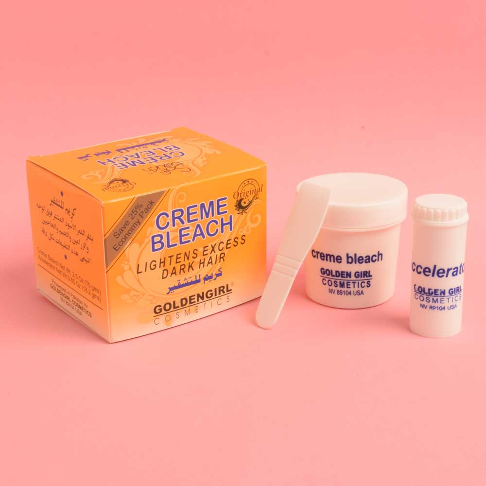 Golden Girl Soft Touch Creme Bleach Economy Pack Health & Beauty Golden Girls Cosmetic
