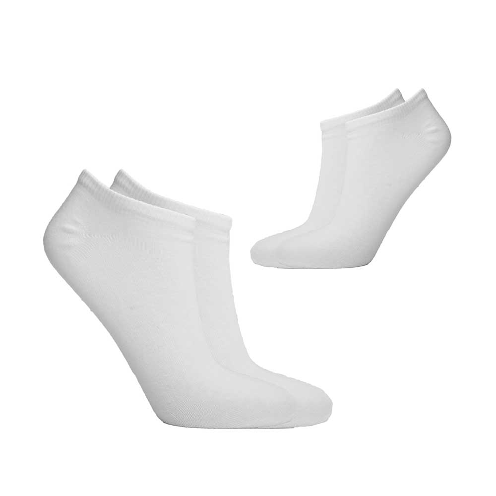 RKI Women's Suzanne Socks Pair of 2 Socks RKI White EUR 38-40