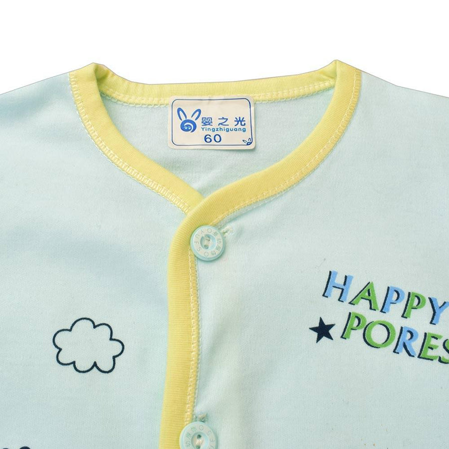 Carter's Full Night Moon Baby Suit