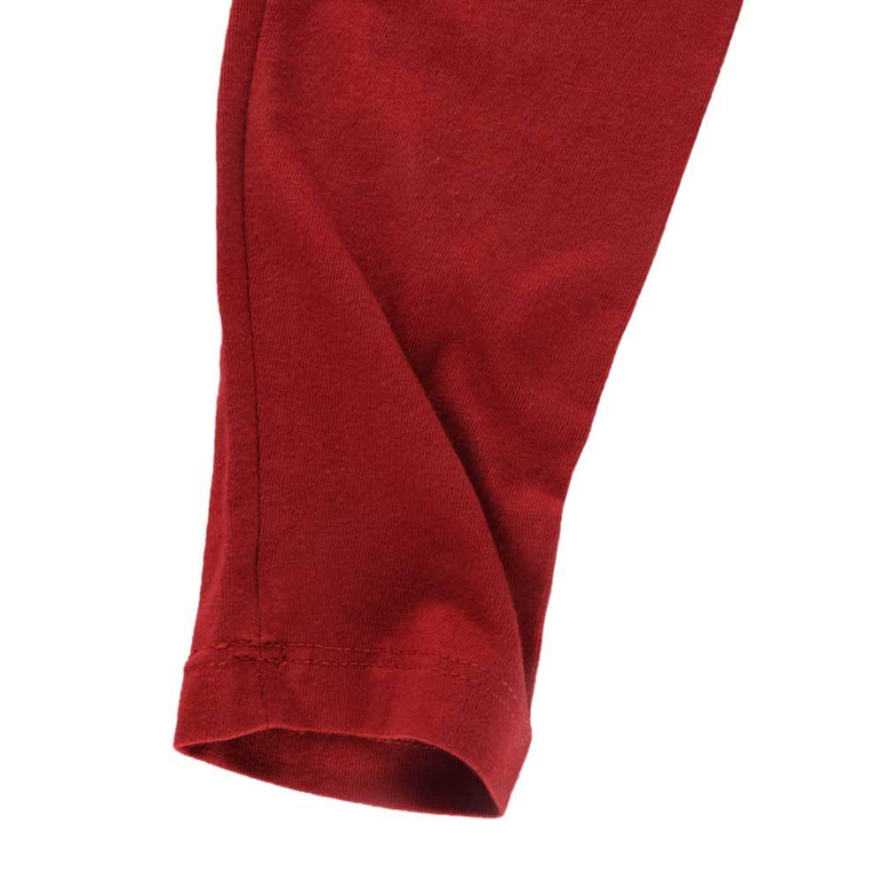 Girl's Basic Solid Color Stretch Leggings Girl's Trousers First Choice