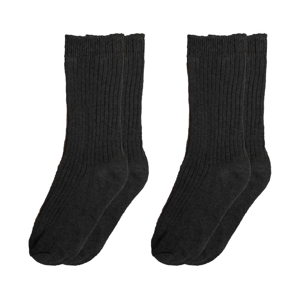 RKI Boy's Linford Socks Pack of 2 Socks RKI Black EUR 33-34